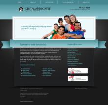 Orthodontics Website Thumbnail #11