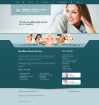 Cosmetic Dentistry Website Thumbnail #9