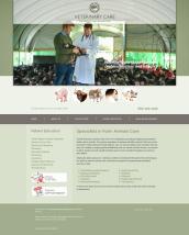 Avian & Exotic Website Thumbnail #11