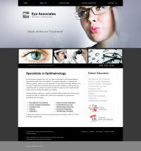 Ophthalmology Website Thumbnail #12