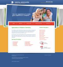 Pediatric Dentistry Website Thumbnail #11