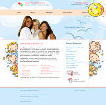 Pediatrics Website Thumbnail #13