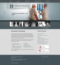 Radiology Website Thumbnail #11