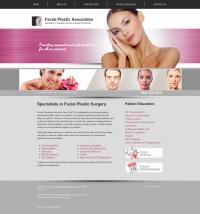 Facial Plastic Surgery Website Thumbnail #10