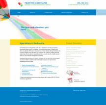 Pediatrics Website Thumbnail #14