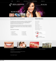 Periodontics Website Thumbnail #12