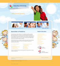 Pediatrics Website Thumbnail #15