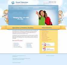 Pediatric Dentistry Website Thumbnail #14