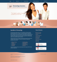 Dermatology Website Thumbnail #14