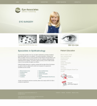 Ophthalmology Website Thumbnail #17
