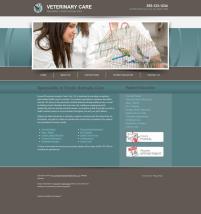 Avian & Exotic Website Thumbnail #8