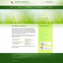 Pediatrics Website Thumbnail #16