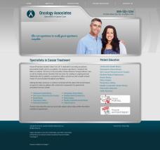 Oncology Website Thumbnail #12