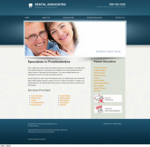 Prosthodontics Website Thumbnail #12