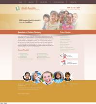 Pediatric Dentistry Website Thumbnail #16