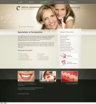 Periodontics Website Thumbnail #16
