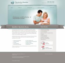Reproductive Services Website Thumbnail #14
