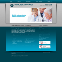 Oncology Website Thumbnail #17