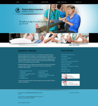 Physical Medicine Website Thumbnail #13
