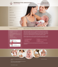Reproductive Services Website Thumbnail #17