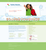 Pediatrics Website Thumbnail #18