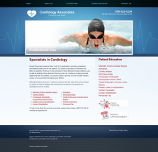 Cardiovascular Website Thumbnail #15
