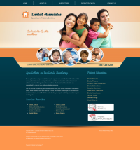 Pediatric Dentistry Website Thumbnail #7