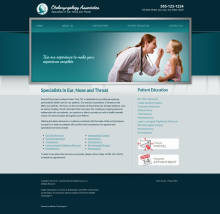 Otolaryngology Website Thumbnail #18