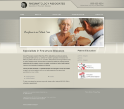 Rheumatology Website Thumbnail #6