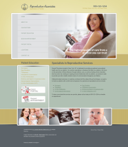 Reproductive Services Website Thumbnail #18