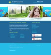 Pediatric Dentistry Website Thumbnail #12