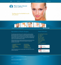 Plastic Surgery Website Thumbnail #11