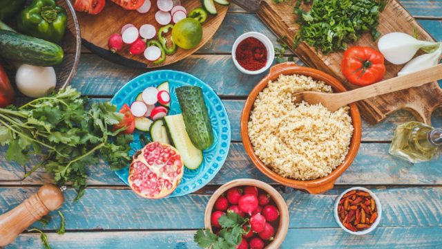 Eat With Your Health In Mind
