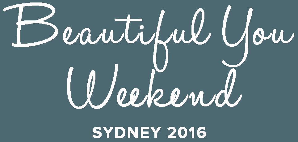 Beautiful You Weekend