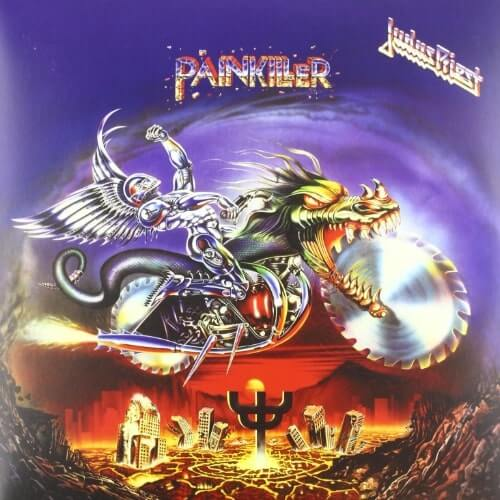 Judas Priest - Painkiller (1990)