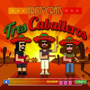 The Aristocrats - Tres Caballeros (2015)