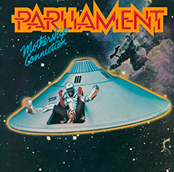Parliament - Mothership Connection (1975)