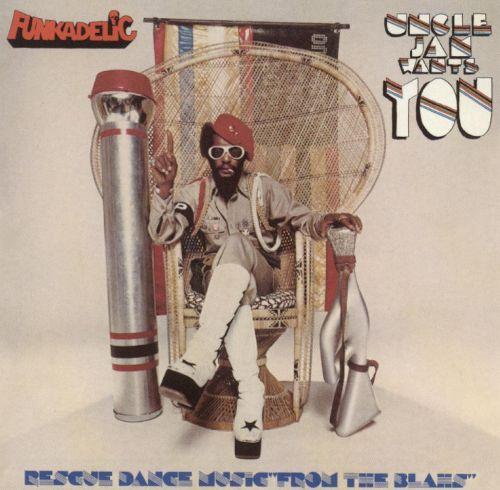 Funkadelic - Uncle Jam Wants You (1979)