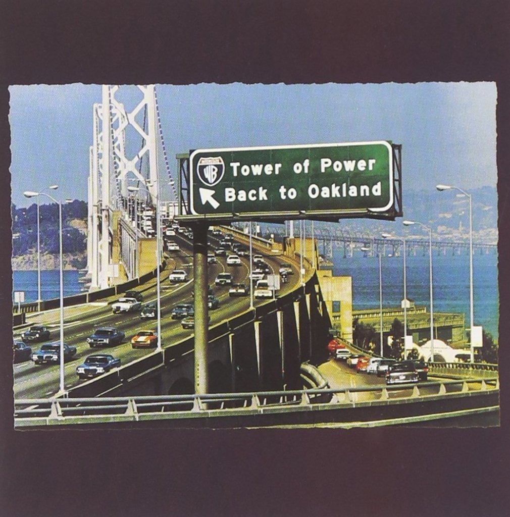 Tower of Power - Back to Oakland (1974)