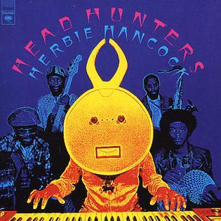 Herbie Hancock - Head Hunters (1973)