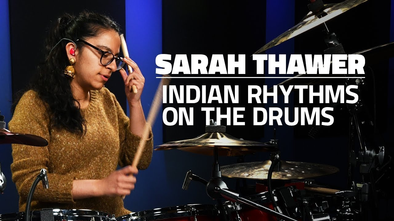 Exploring Indian Grooves On The Drums