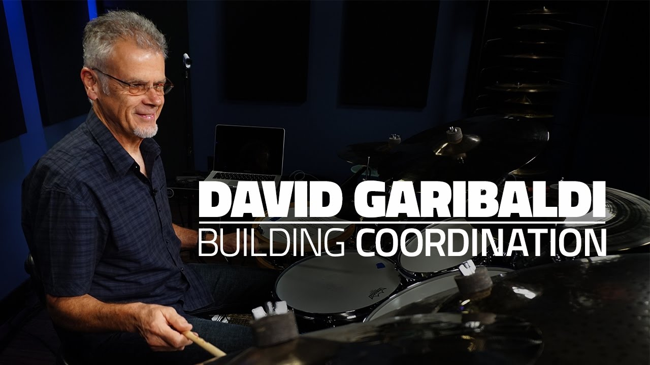 David Garibaldi Drum Lessons
