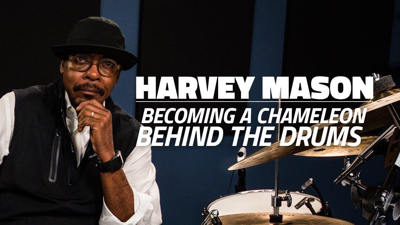 Harvey Mason Drum Lessons