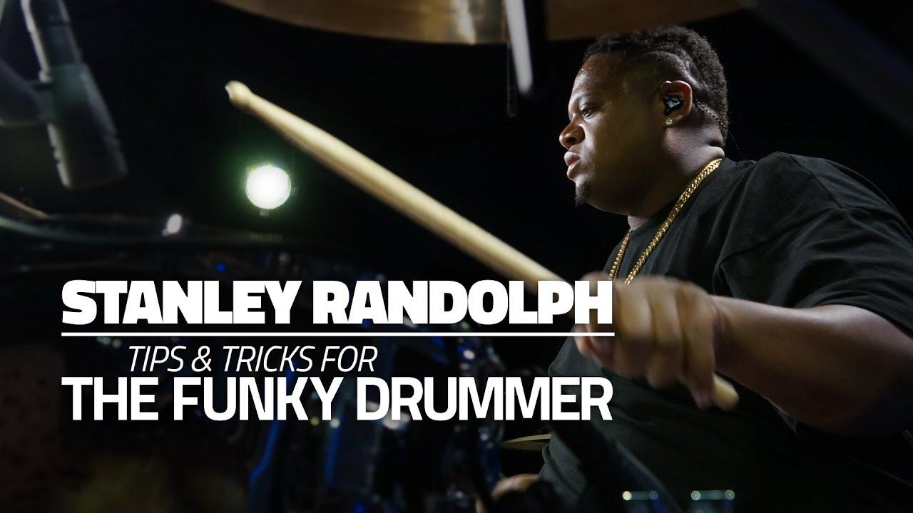 Stanley Randolph Drum Lessons