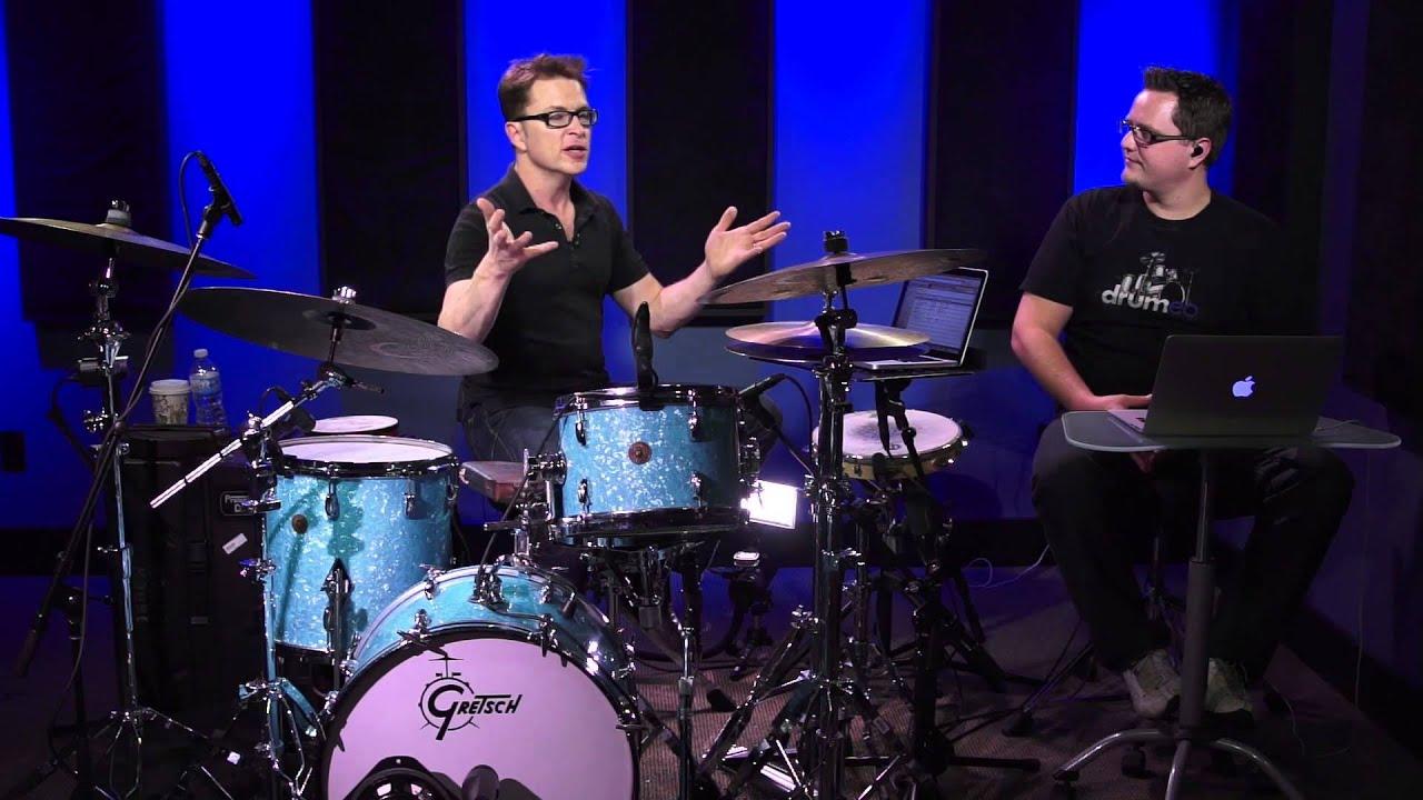 Stanton Moore Drum Lessons