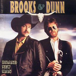 Brooks & Dunn - Brand New Man (1991)