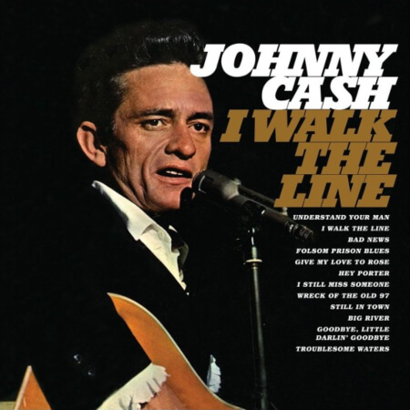 Johnny Cash - I Walk the Line (1964)