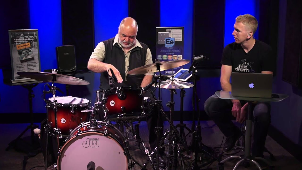 Peter Erskine Drum Lessons