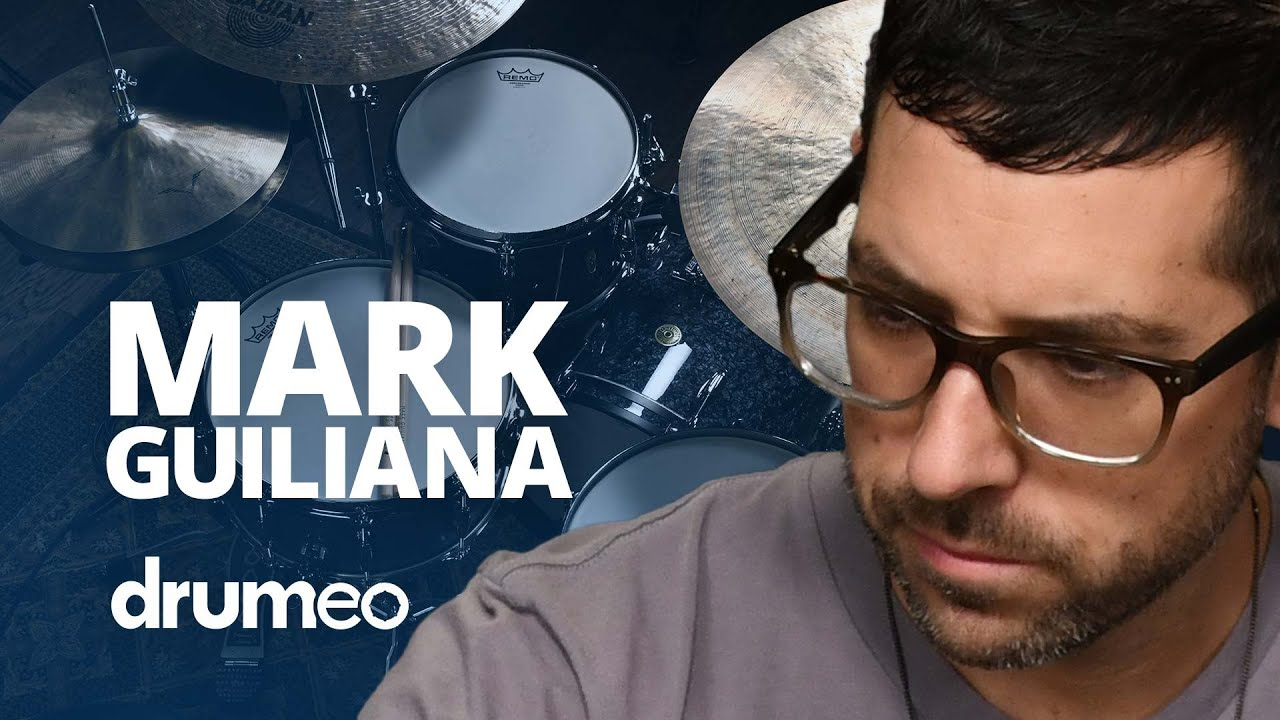 Mark Guiliana Drum Lessons