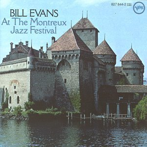 Bill Evans - At the Montreux Jazz Festival (1968)